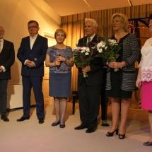 W. Kaliczak, wicedyrektor ECA W. Szymski, A. Głowacka, K.Gierżod, D. Kamińska, Jolanta Róg